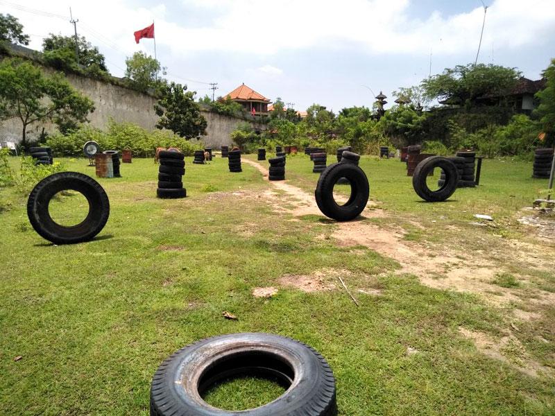Battlefield Paintball Bali